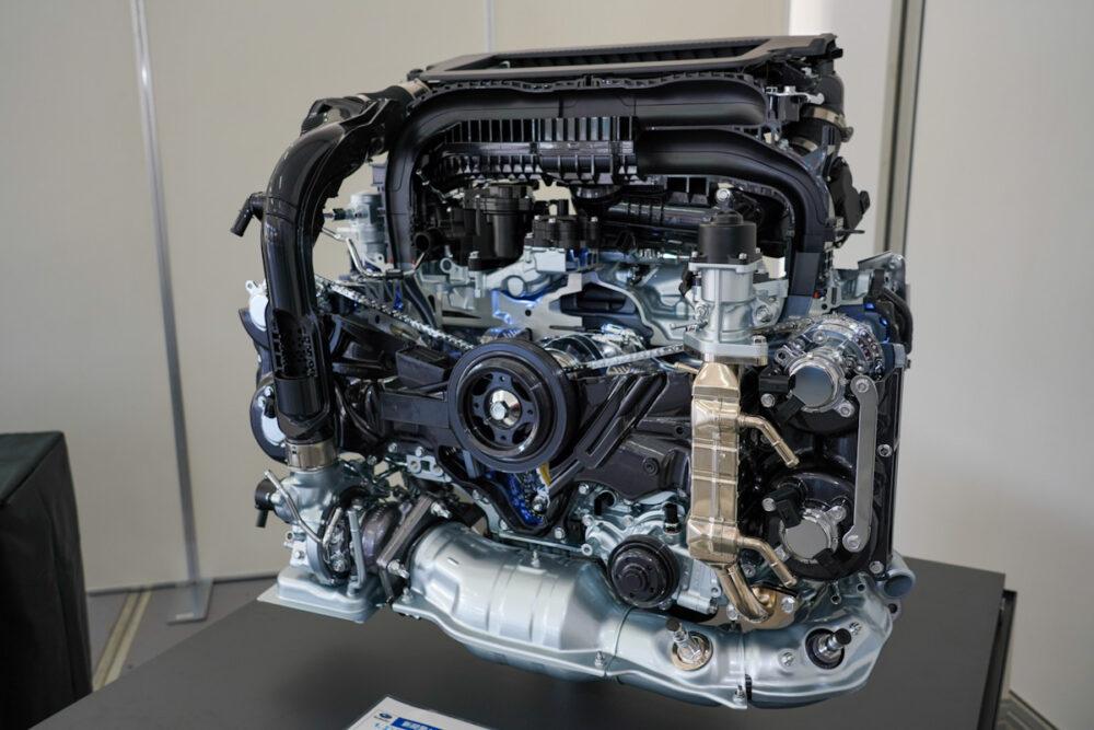 CB18 エンジンユニット
