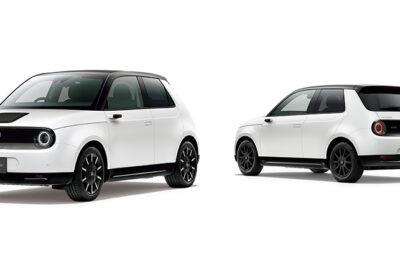 Honda e(ホンダe)10月30日発売決定!451万円から、新色追加し全7色展開