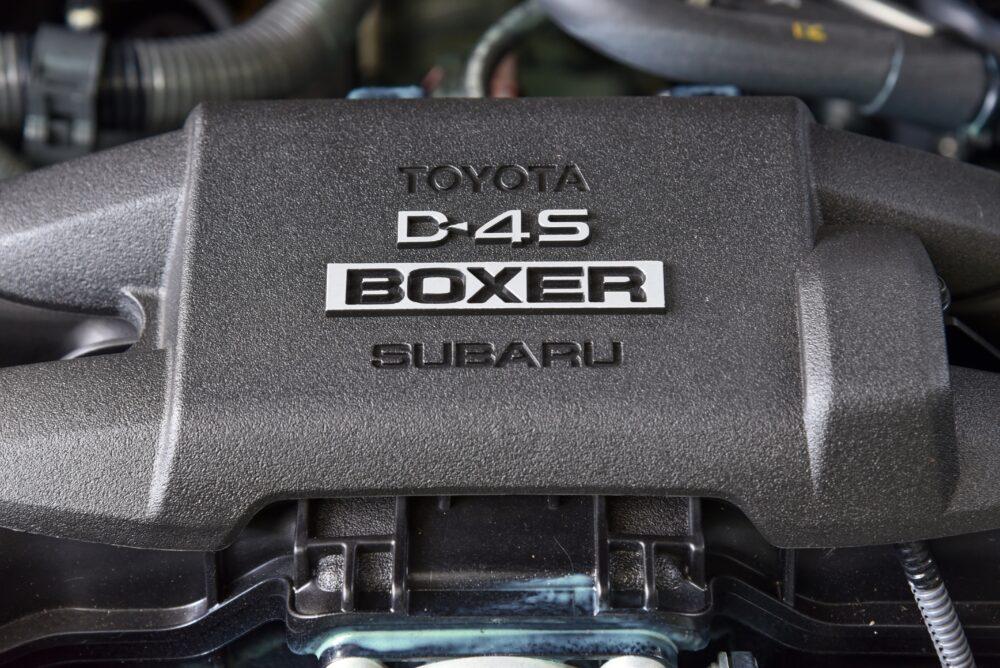 トヨタのD4Sエンジン