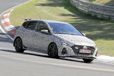 新型ヒュンダイ「i20N」デビューをスクープ!WRCと同じく市販車でもライバルはGRヤリス