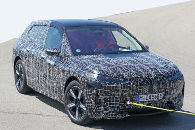 次期新型BMW「iX5」はピュアEV・自動運転レベル3でデビュー近づく!