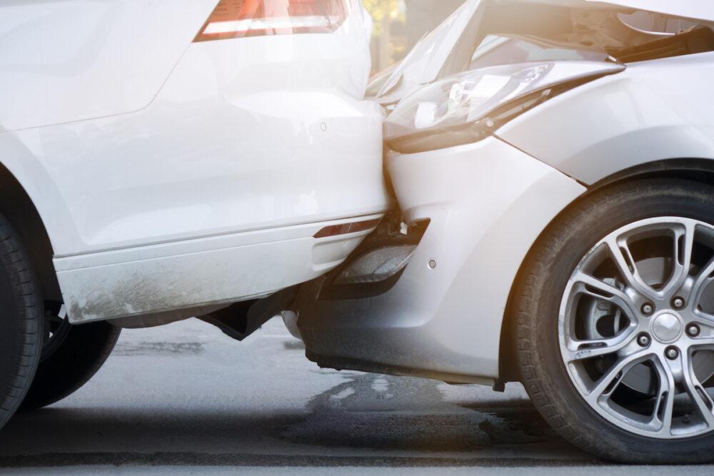 点数 追突 事故 交通事故の場合の付加点数