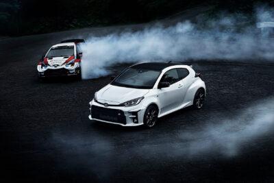 新型トヨタGRヤリス発売開始!WRCの技術を惜しみなく投入!9月16日にはオンラインイベント開催