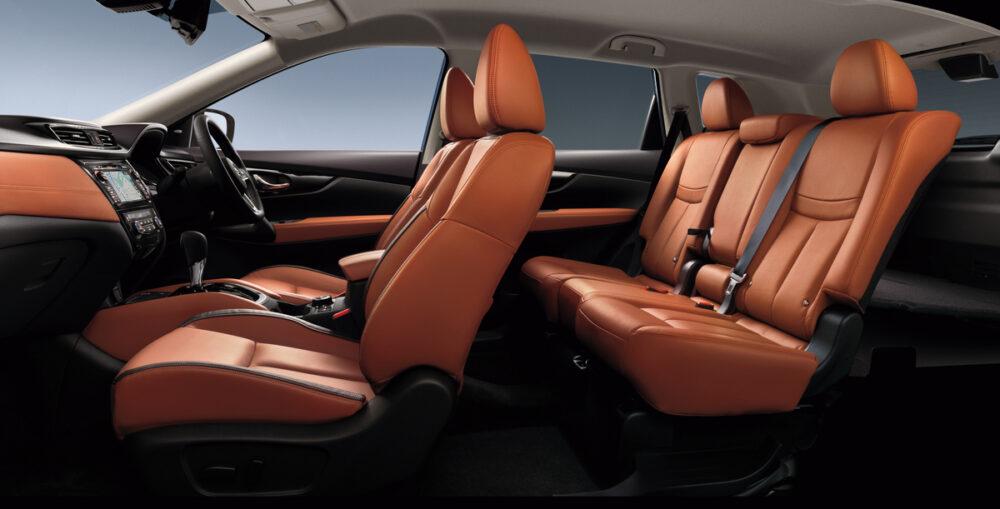 エクストレイル 20Xi レザーエディション(4WD) 内装色 タン〈Z〉