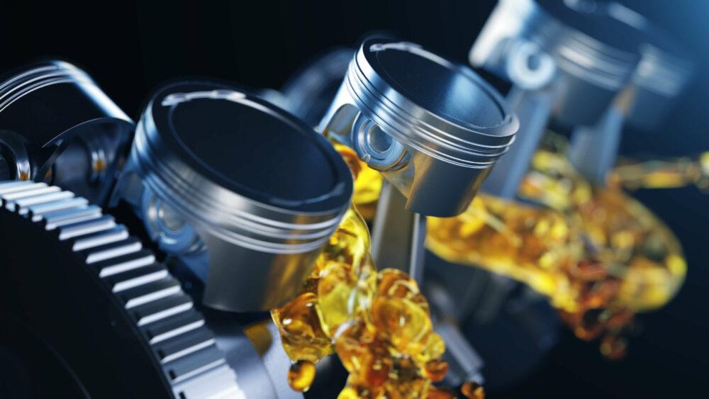 潤滑油と自動車エンジン