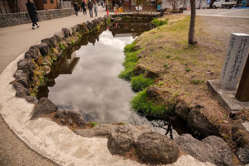 鏡池/鰶池