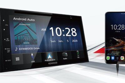 後付けApple CarPlay/Android Auto対応2DINレシーバー「KENWOOD DDX5020S」発売!古い車のオーナーへ朗報