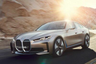 【動画】新型BMW i4 最新情報|2021年デビューへ!日本導入時期予想