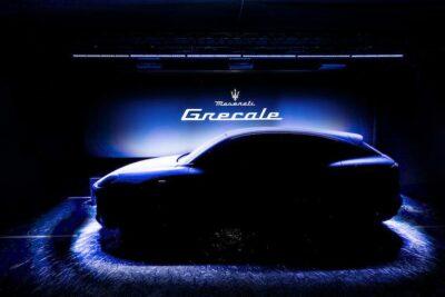 「グレカーレ」マセラティ新型小型SUV車名決定、2021年デビュー!