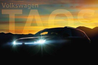 新型「タオス」フォルクスワーゲンが新型コンパクトSUVを10月13日に発表!激戦区に新たな刺客