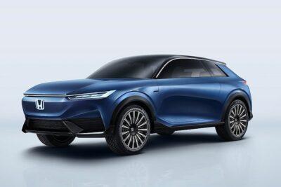 「ホンダ SUV e」新型コンセプトカーを北京モーターショーで発表