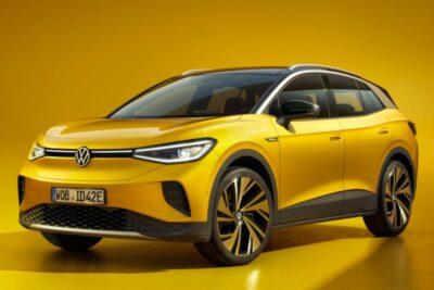 VW「ID.4」新型EV・SUV欧州デビュー!日本発売時期と価格予想