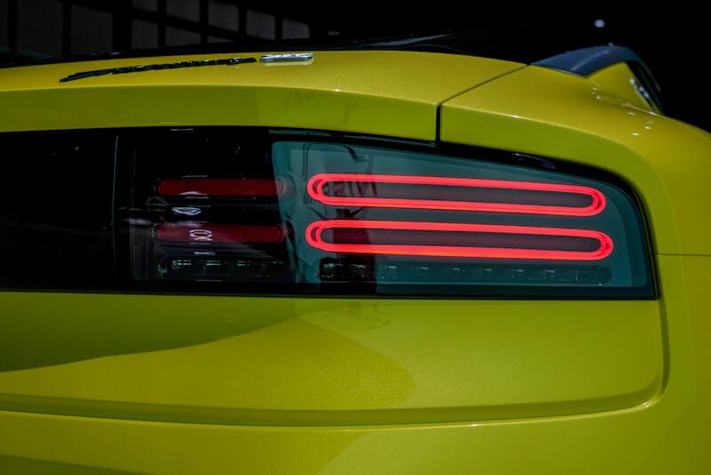 次期新型 日産フェアレディZ プロトタイプ リアコンビネーションランプ