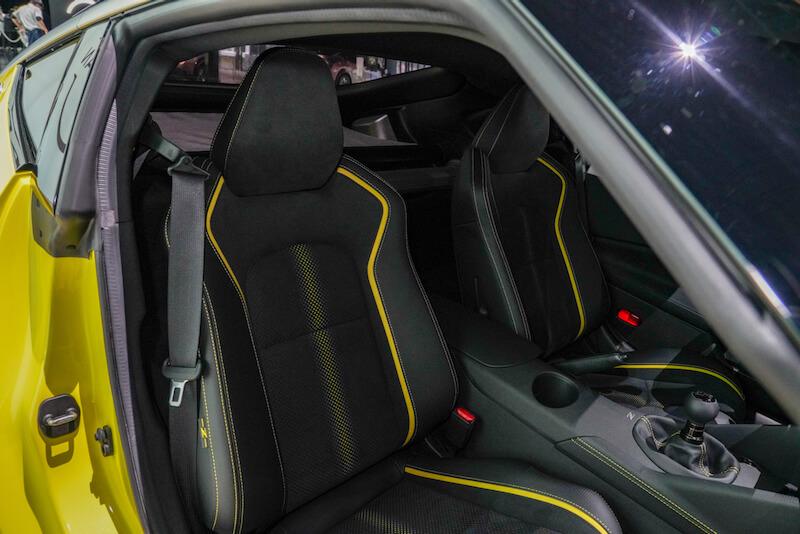 次期新型 日産フェアレディZ プロトタイプ シート