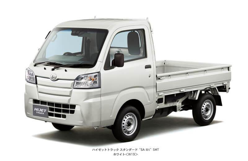 ハイゼットトラック スタンダードSAⅢ