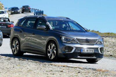 VW「ID.6」新型7人乗りEV・SUV発売確定!プロトタイプをスクープ