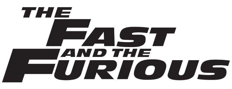 ワイルド・スピード シリーズ ロゴ