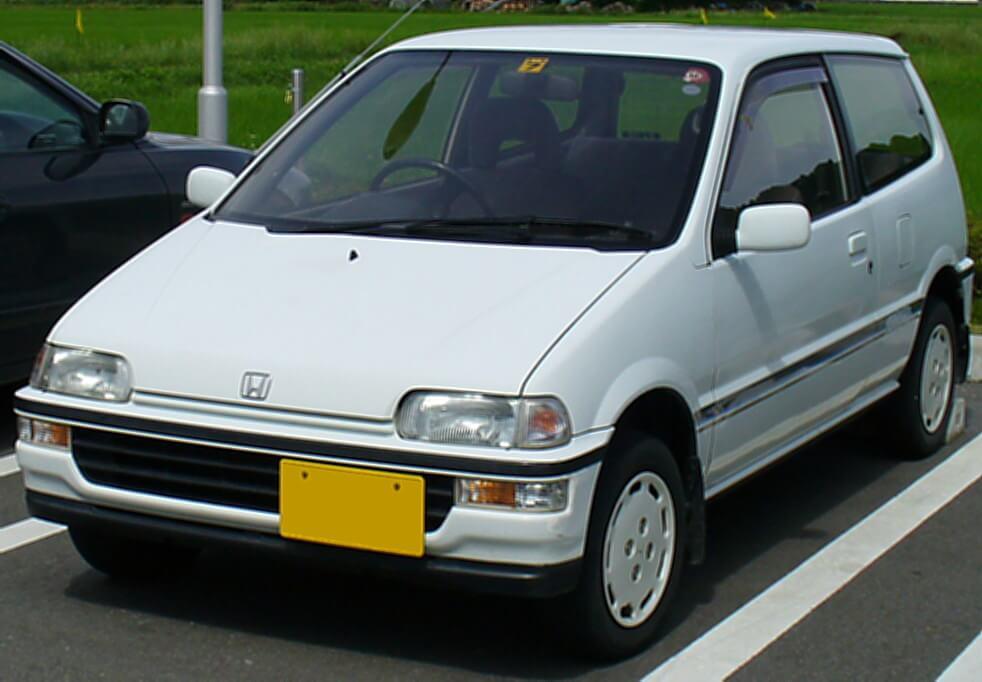 初代トゥデイ 乗用モデル(JA2)