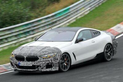 新型BMWミッドシップ・スーパーカーのプロトタイプがニュル爆走【最新スクープ】