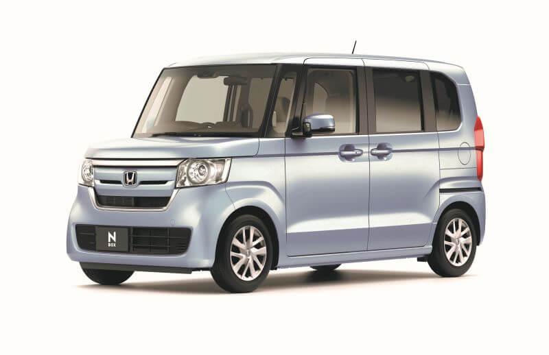 ホンダ N-BOX(2017年型)