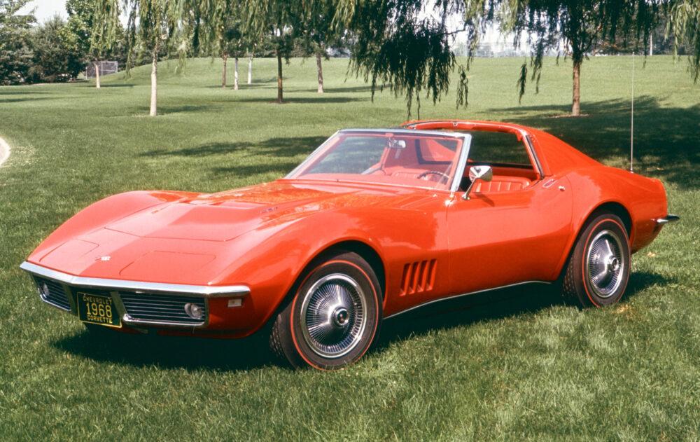 シボレー コルベット 1968年モデル