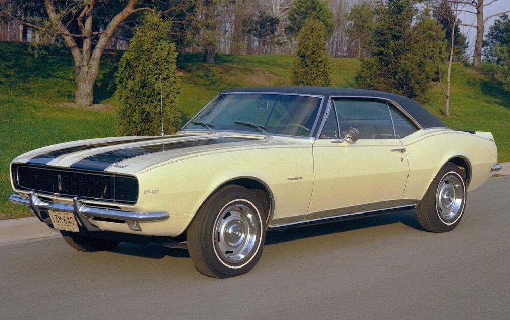カマロ Z28 1967年モデル