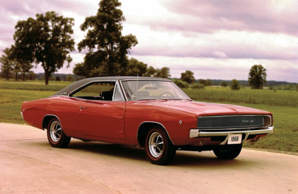 チャージャー 1968年モデル