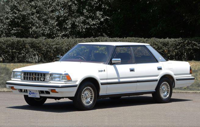 7代目 トヨタ クラウン (S120系)
