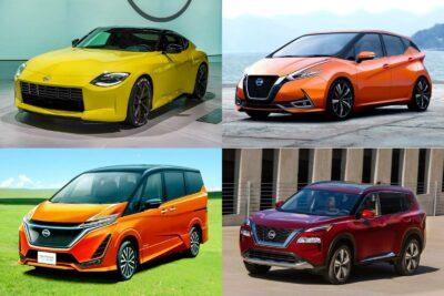 【日産】新型車デビュー・モデルチェンジ予想|2020年10月30日更新