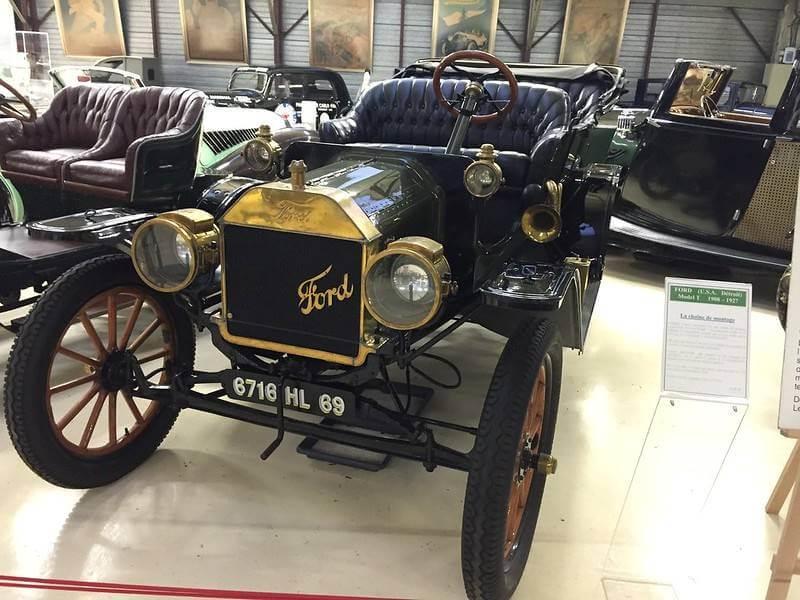 フォード T型 1910型
