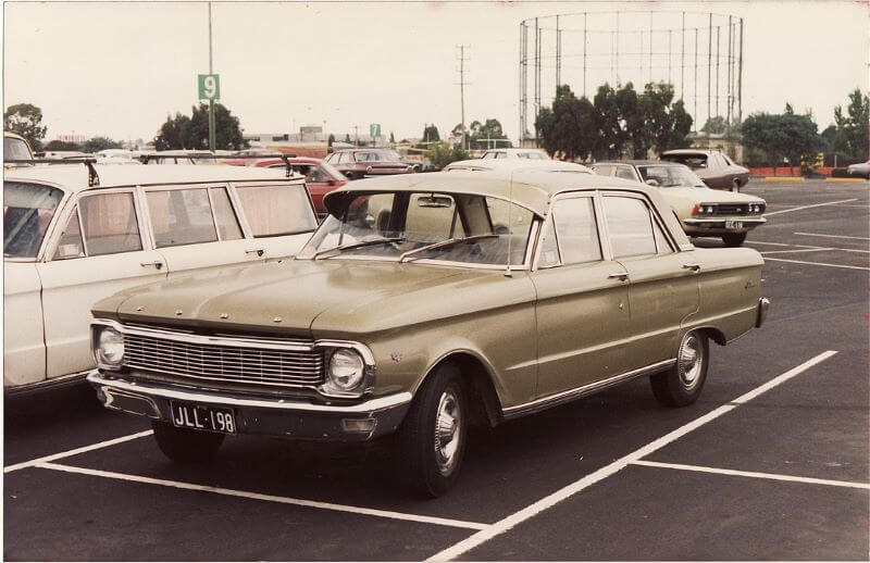 1965年式フォード・ファルコン