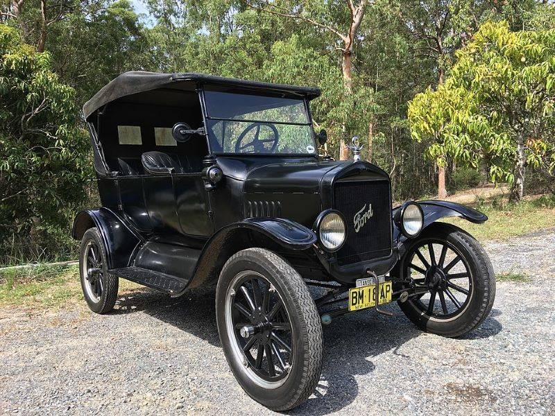 1925年式フォード・T型