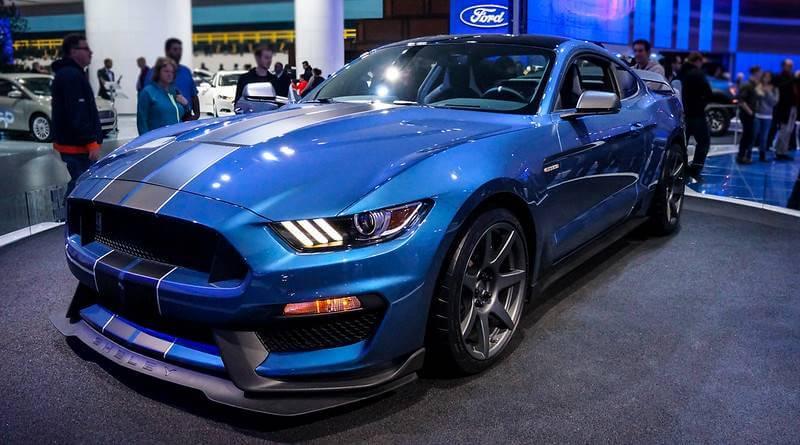 2016年式 フォード・シェルビー・マスタング