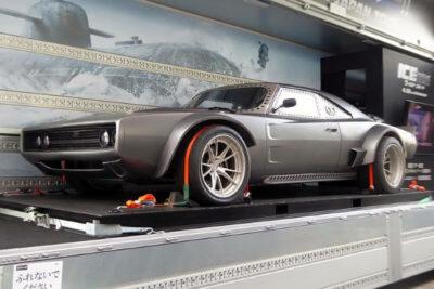 【ワイルドスピードのドミニク・トレットの車】映画最新作&プライベートの愛車も