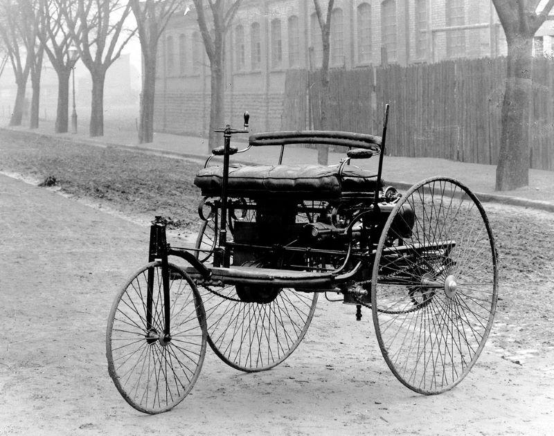 世界で1番最初にできた車とは?┃車の歴史や未来の車を解説 | MOBY ...