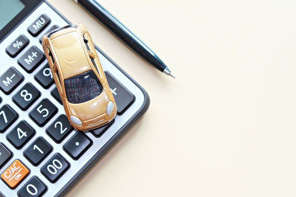 計算機と車
