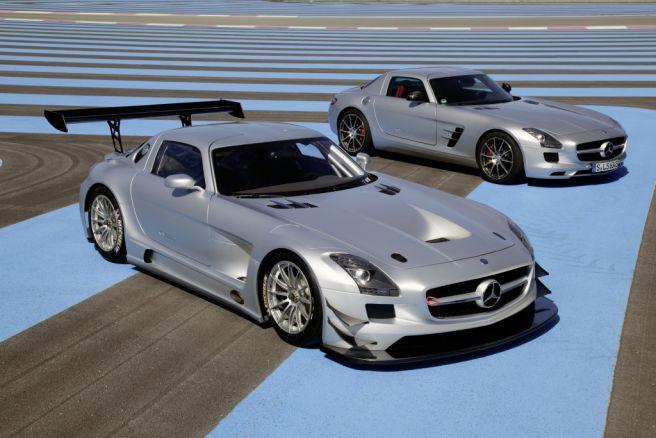 メルセデス・ベンツ SLS・AMG