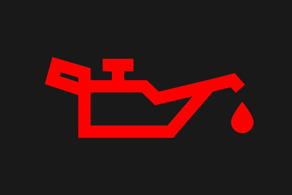 油圧警告灯(エンジンオイルランプ)のマーク