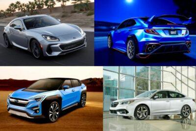 【スバル】新型車デビュー・モデルチェンジ予想&スクープ|2020年11月20日最新情報