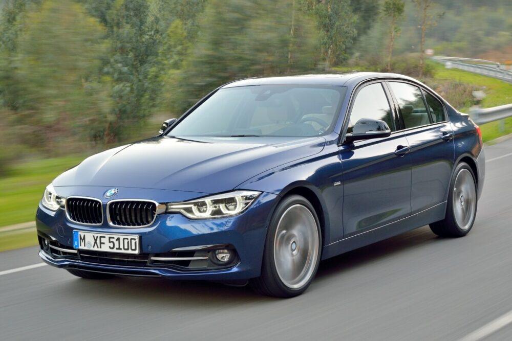 BMW 3シリーズ(2015年式)