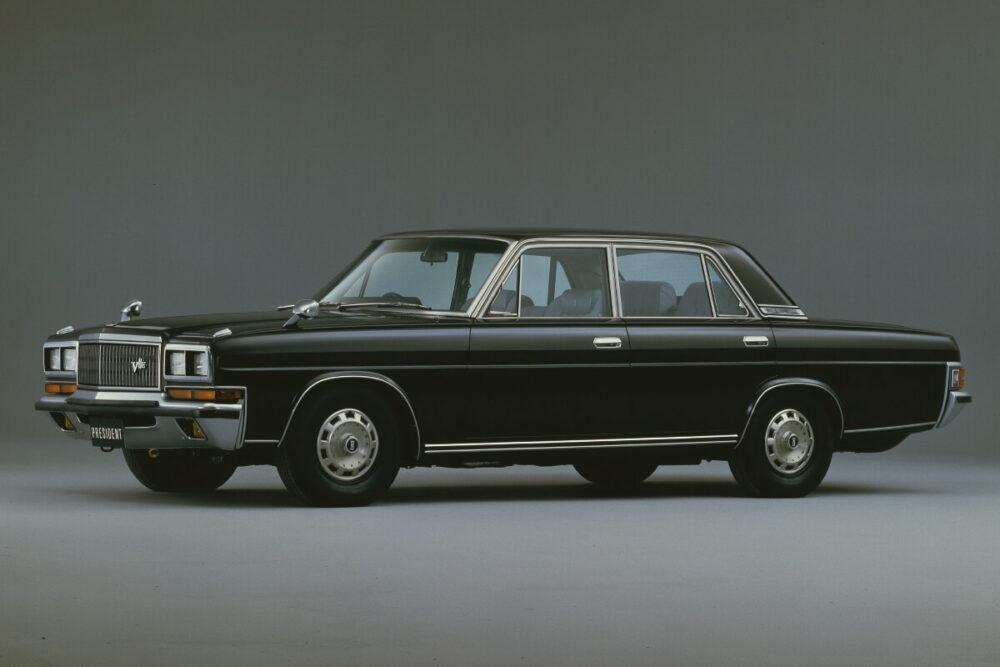日産 2代目プレジデント 250型 1982年型
