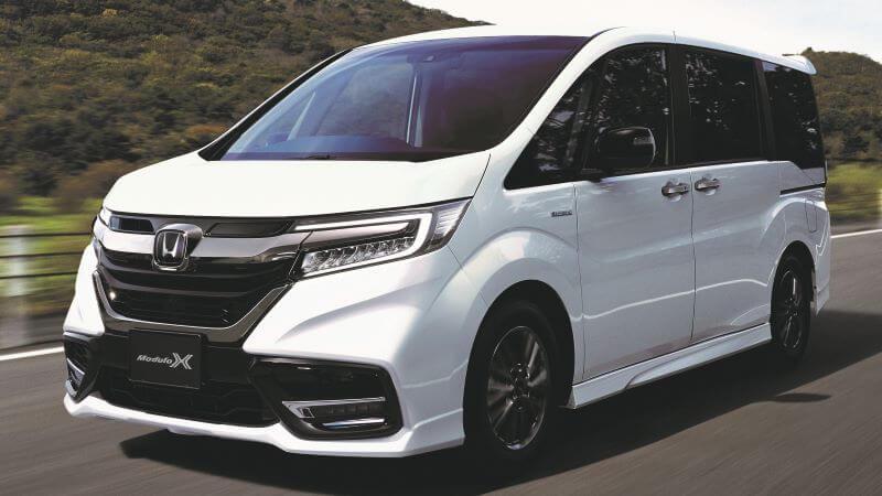 ホンダ ステップワゴン スパーダ モデューロ 2020年マイナーチェンジ