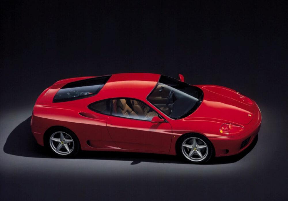 フェラーリ・360 モデナ