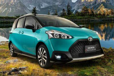 シエンタ クロスオーバーが台湾で販売開始!トヨタ初SUVコンパクトミニバンの国内導入はある?
