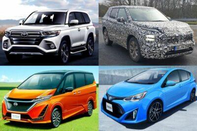 【新車情報カレンダー 2020~2021年】新型車デビュー・フルモデルチェンジ予想&リーク&スクープ|1月18日更新