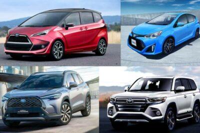 【トヨタ】新型車デビュー・モデルチェンジ予想&新車スクープ|12月10日最新リーク情報更新