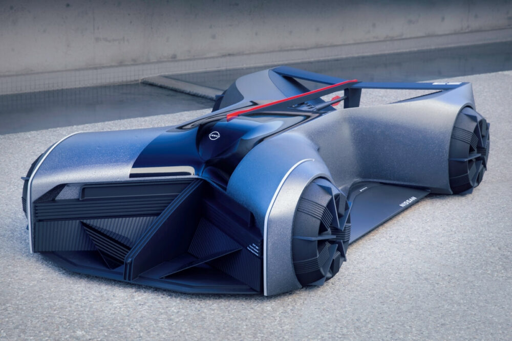 日産GT-R(X)2050 フロント