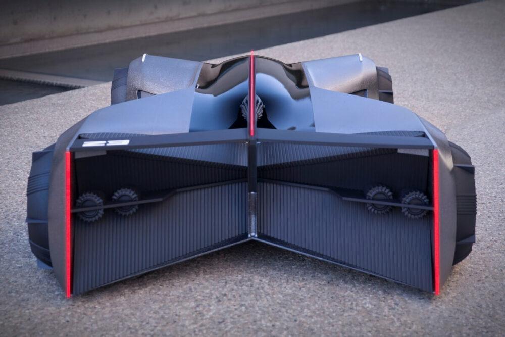 日産GT-R(X)2050 リア