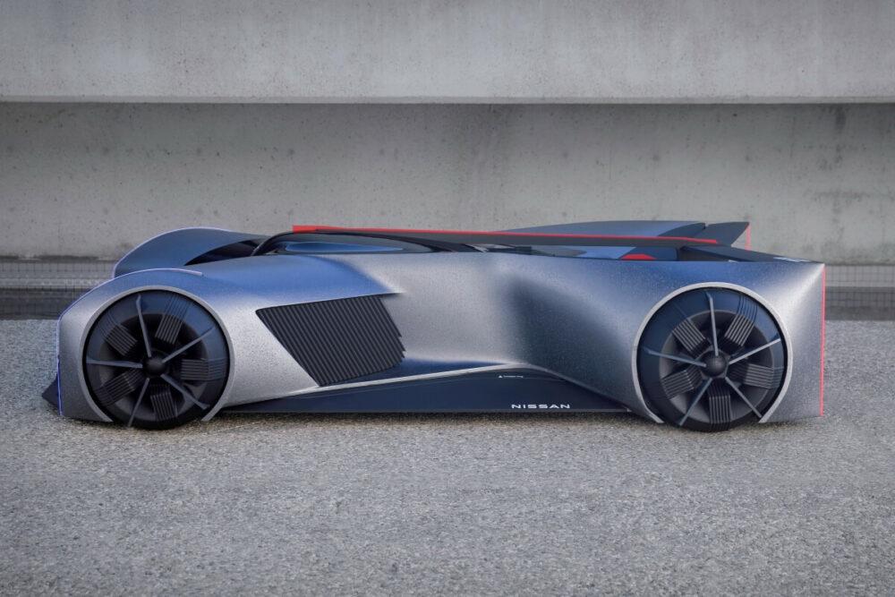 日産GT-R(X)2050 サイド
