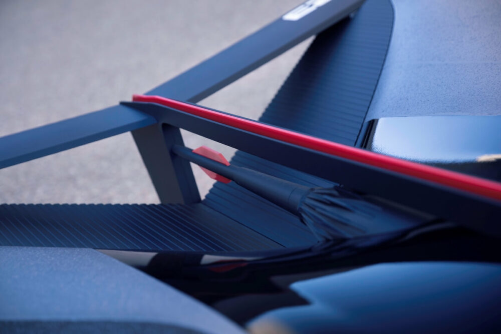 日産GT-R(X)2050 ウィング